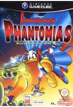 Donald Duck - Phantomias (Disney) Cover