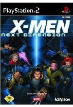 X-Men Next Dimension Cover