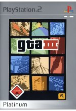Grand Theft Auto 3  [PLA] Cover