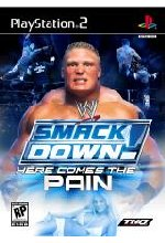 WWE Smackdown 5 - Here comes the Pain Cover