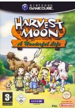 Harvest Moon - A Wonderful Life Cover