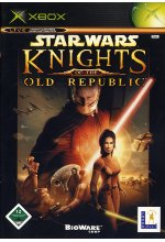 Star Wars - Knights of the Old Republic Cover