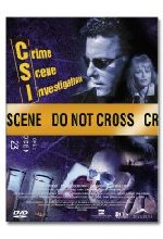 CSI - Season 1 / Box-Set 2  [3 DVDs] DVD-Cover