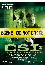 CSI - Season 2 / Box-Set 2  [3 DVDs] DVD-Cover