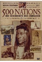 500 Nations - Die Geschichte d. Indianer [2 DVD] DVD-Cover