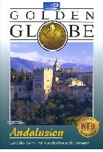 Andalusien - Golden Globe DVD-Cover