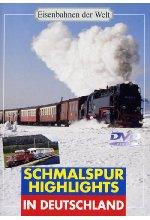Schmalspur Highlights in Deutschland