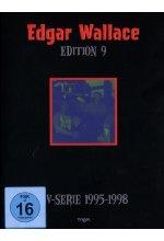 Edgar Wallace Edition 9/TV-Serie [4 DVDs]
