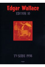 Edgar Wallace Edition 10/TV-Serie [4 DVDs]