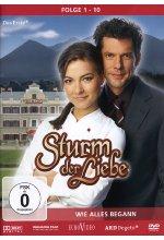 Sturm der Liebe - Staffel 01/Episoden 01-10 [3 DVDs]