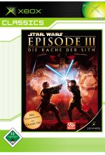 Star Wars Episode 3 - Die Rache der Sith  [XBC] Cover