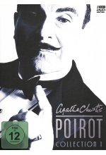 Agatha Christie - Poirot Collection 1 [3 DVDs]