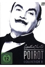 Agatha Christie - Poirot Collection 2 [3 DVDs]