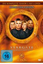 Stargate Kommando SG 1 - Season 6 Box [6 DVDs] - M-Lock Box