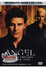 Angel - Season 5  [6 DVDs] DVD-Cover