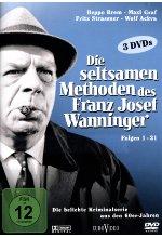 Die seltsamen Methoden des Franz Josef Wanninger Box 1 - Folgen 01-21 [3 DVDs]