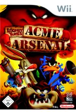 Looney Tunes - Acme Arsenal Cover