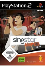 SingStar Amped Cover