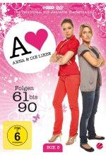 Anna und die Liebe - Box 3/Folge 61-90 [4 DVDs]