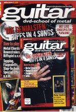 Guitar - DVD-School of Metal (+ Begleitheft)