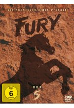 Fury - Vol. 5 [3 DVDs]