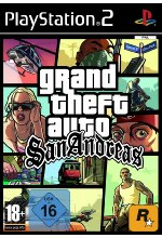 Grand Theft Auto: San Andreas [SWP] Cover
