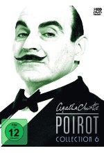 Agatha Christie - Poirot Collection 6 [3 DVDs]