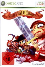 Fairytale Fights Cover