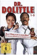 Dr. Dolittle - Boxset [5 DVDs]