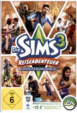 Die Sims 3 - Reiseabenteuer (Add-On) Cover
