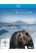 Wildes Russland - Die komplette Serie [2 BRs]