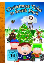 South Park - Christmas Time in South Park DVD-Cover