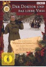 Der Doktor und das liebe Vieh - Die schönsten Weihnachtsspecials mit James Herriot