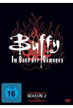 Buffy - Season 2  [6 DVDs] DVD-Cover