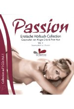 Passion - Erotische Hörbuch-Collection Vol. 1 Cover