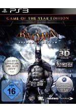 Batman: Arkham Asylum - Game of the Year Edition Cover