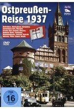Ostpreußen - Reise 1937