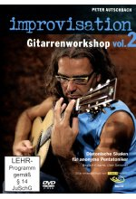 Peter Autschbach - Improvisation/Gitarrenworkshop Vol. 2 (+ Noten-/Tabulaturenbuch)