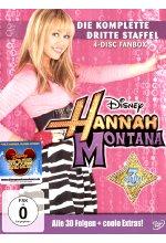 Hannah Montana - Staffel 3 [4 DVDs]