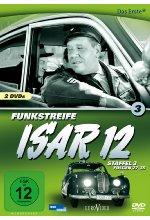 Funkstreife ISAR 12 - Staffel 3/Folgen 27-35 [2 DVDs]