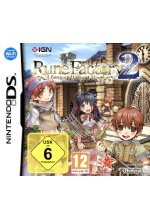 Rune Factory 2 - A Fantasy of Harvest Moon Cover