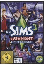 Die Sims 3 - Late Night (Add-On) Cover