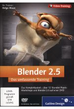Blender 2.5 (PC+MAC+Linux) Cover
