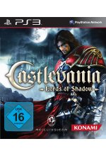 Castlevania - Lords of Shadow Cover