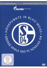 Schalke 04 - Höhepunkte in Blau-Weiss - Grosse Spiele des FC Schalke 04 - Teil 1 [5 DVDs]