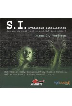 S.I. Synthetic Intelligence  - Phase 05: Verloren Cover