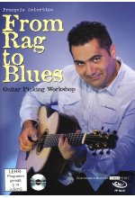 Francois Sciortino - From Rag to Blues/Guitar Picking Workshop (+ Noten-/Tabulaturenbuch)