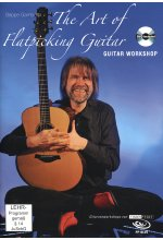 Beppe Gambetta - The Art of Flatpicking Guitar/Guitar Workshop (+ Noten-/Tabulaturenbuch)