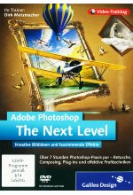 Photoshop - The Next Level  (PC+MAC) Cover