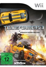 Transformers 3 - Stealth Force Edition Cover